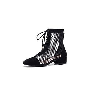 Chaussures Shinik noires Fashion femme 8TG5Y