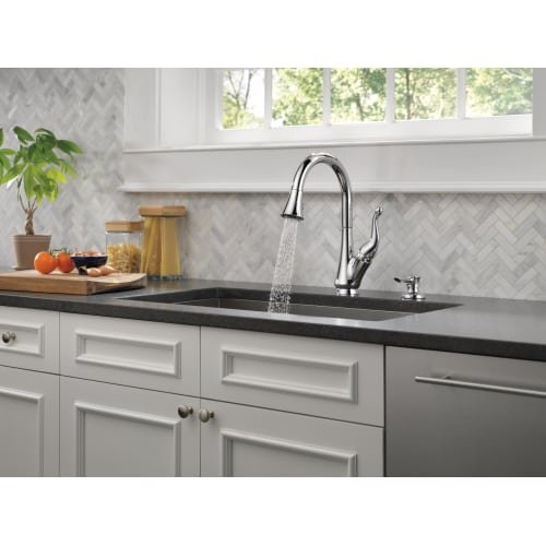 Delta Faucet Talbott - Top Rated Kitchen Faucets