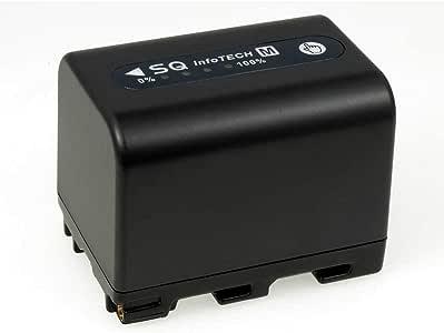 Powery Cargador de bater/ía para Sony NP-F330
