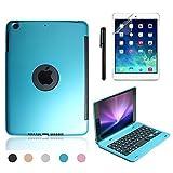 Best Boriyuan Ipad Cases Skins - BoriYuan Slim iPad Mini 4 Case with Keyboard Review