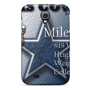 Excellent Design Dallas Cowboys Phone Case For Galaxy S4 Premium Tpu Case