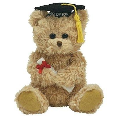 Ty Beanie Babies 2.0 Scholars 2008 Graduation Bear: Toys & Games