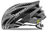 Giro Savant MIPS Helmet (Matte Black Dazzle, Large (59-63 cm))