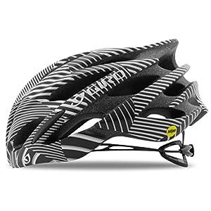 Giro Savant MIPS Helmet (Matte Black Dazzle, Large (59 63 cm))
