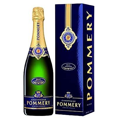 Champagne Pommery Brut Apanage sous étui – 75cl