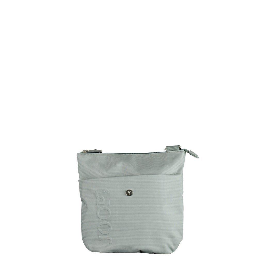 JOOP Nylon Cornflower Lola Shoulderbag MVZ Umhängetasche Tasche Light Grey