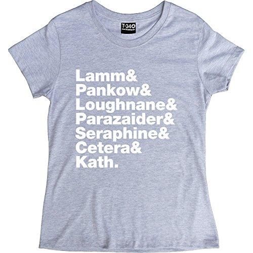T34 - Camiseta - para mujer Ash Women's T-Shirt