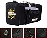 Paintball Body Bag SUPER Gear Bag Basic - Black