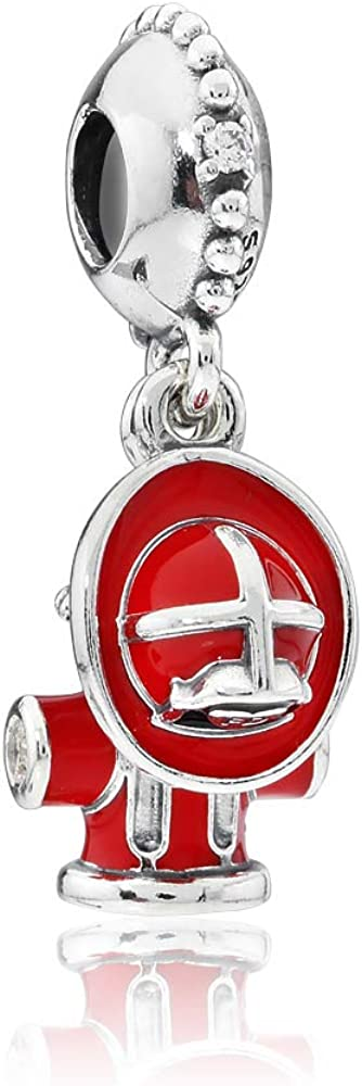 Pandora Firefighter Essentials Dangle Charm 797632ENMX