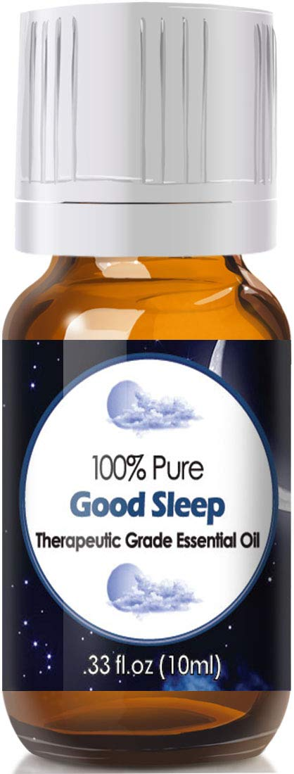 Good Sleep Blend Essential Oil for Diffuser & Reed Diffusers (100% Pure Essential Oil) 10ml essential oil diffuser - 51YxGKGi2cL - Essential oil diffuser – 5 best oil diffusers according to Amazon