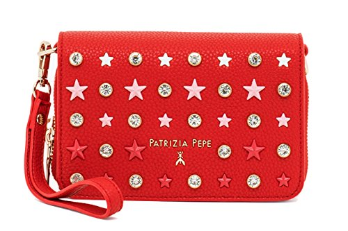 Patrizia Tracolla Pepe Stars Art A3cr Mini Pochette 2v7214 Red xs08 Con wxqOtWAC6