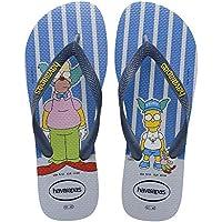 Sandalias Havaianas Simpsons Havaianas Criança Unissex