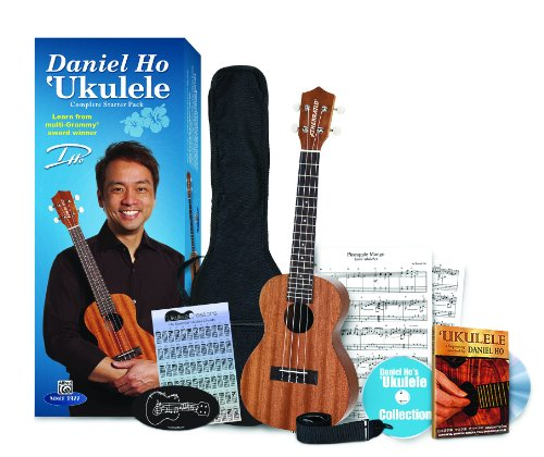 Ukulele Starter Complete Carrying Accessories product image