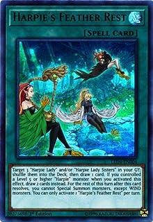 Amazon com: Yu-Gi-Oh card - Harpie Queen] DE01-JP130-N