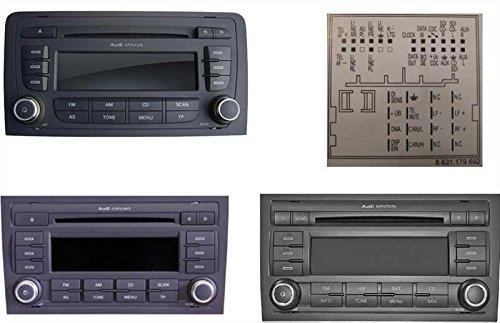 Bose Sound System Interface RTA 014.111-0 Audi CAN-BUS