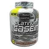 MuscleTech Pure 100% Casein Cookies and Cream, 2 Pound