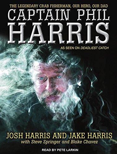Captain Phil Harris Legendary Fisherman