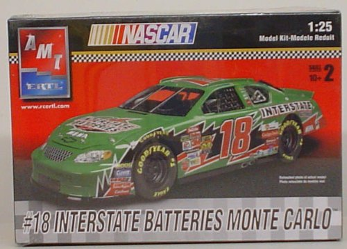 Monte Carlo Model Kit - AMT/Ertl Bobby Labonte #18 Interstate Batteries Chevy Monte Carlo Model Kit