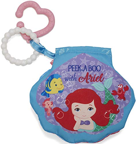Kids Preferred Disney Princess Soft Book, Ariel