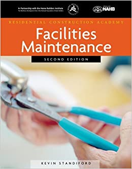 Workbook for Standiford's RCA: Facilities Maintenance by Standiford Kevin (2010-03-01)