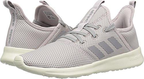 adidas Performance Women's Cloudfoam Pure Running Shoe, Ice Purple/Grey/White, 8.5 M US (Purple Skateboard Shoe)