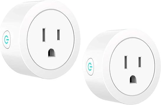 Wireless Smart Plug WiFi Socket Power Socket For Amazon Alexa//Google Home// IFTTT