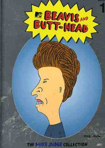 (Beavis and Butt-head - The Mike Judge Collection, Vol. 1)