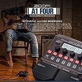 Zoom A1 FOUR Acoustic Instrument Multi-Effect