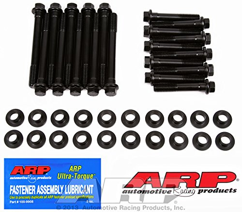 ARP 1543605 High Performance Series Cylinder Head Bolts, Hex Style, For Select Ford Small Block Applications
