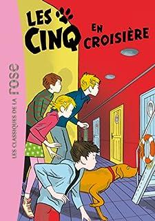Les Cinq en croisière, Voilier, Claude