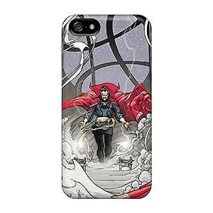Iphone 5/5s Case Cover Skin : Premium High Quality Doctor Strange I4 Case