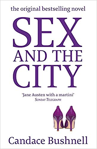 Image result for sex and the city book