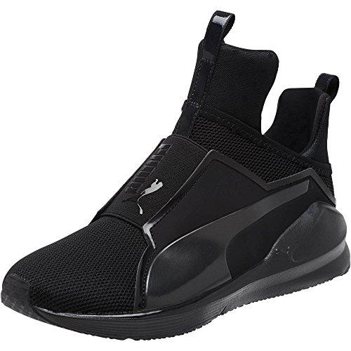 肌寒いロマンチックナサニエル区プーマ シューズ スニーカー PUMA Women's Fierce Core Training Shoes PumaBlack [並行輸入品]