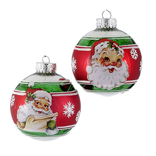 Retro Christmas Decorations