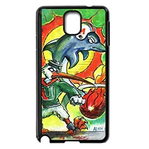 Miami Dolphins Samsung Galaxy Note 3 Cell Phone Case Black DIY gift zhm004_8698414