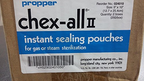 propper-chex-all-ii-sterile-instant-sealing-pouch-bags-5-x-10-500-pouches