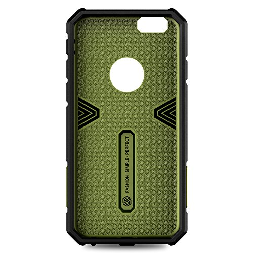 Nillkin Defender 2 Back Cover Case Tough Armor Shockproof Slim iPhone 6 4.7 inch - GREEN