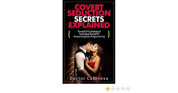 Covert seduction secrets