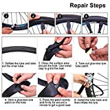 Beacon Pet Bike Tire Repair Kitwith Mini Pump and