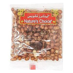 Natures Choice Peanut Salted - 80 gm