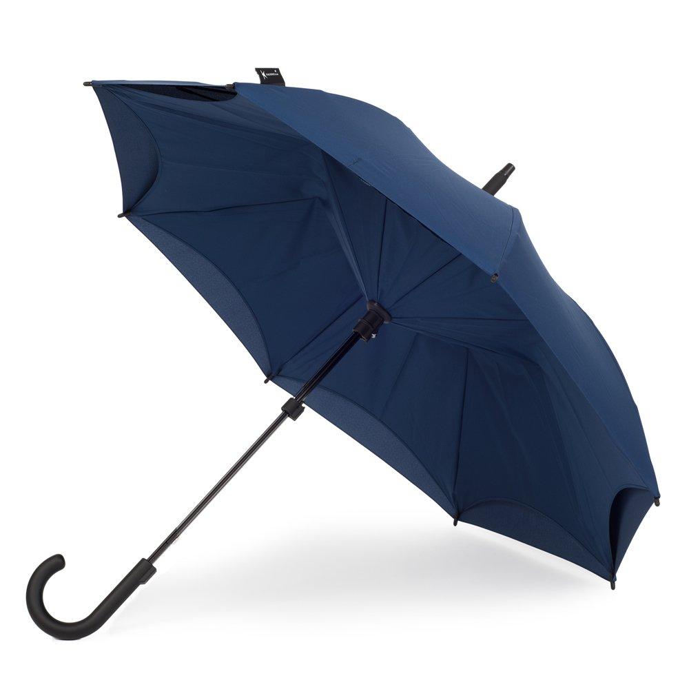 KAZbrella カズブレラ ディープブルー KZ-KS-202-CP 【国内正規品】 B07337W2KB ディープブルー ディープブルー