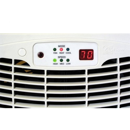 Air Flow Breeze ULTRA with Remote Control (Almond) (2.625