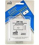Logan Graphic Products Mat Cutter Blades (No. 269) 1 pcs sku# 1832330MA