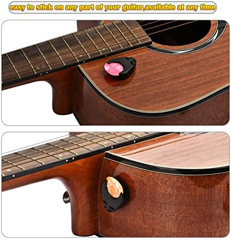 Guitar String Winder Cutter and Bridge Pin Puller, Guitar Repair Tool Functional 3 in 1 (string winder and capo tuner)