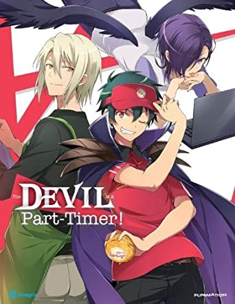 Image result for the devil is a part timer