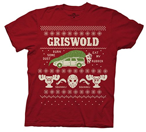 National Lampoons Christmas Vacation Griswold T-shirt