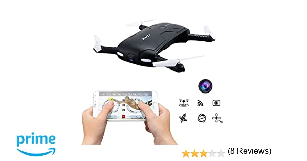 GEEDIAR® RC Dron JJRC H37 Elfie 2.4G 4CH Mini WiFi FPV 0.3MP HD ...