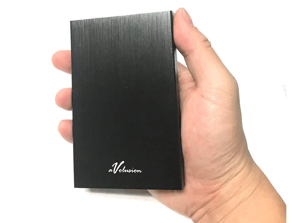 Avolusion HD250U3 1TB USB 3.0 Portable External Gaming Xbox One Hard Drive (Xbox Pre-Formatted) - Black w/2 Year Warranty by Avolusion (Image #5)