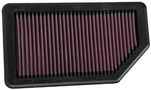 33 2013 2472/K /& N High Flow Luftfilter passend f/ür Hyundai Veloster 1.6/2011