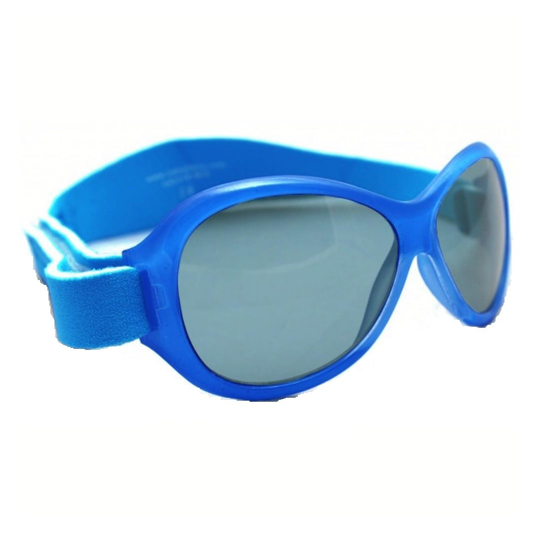Baby Banz Retro Sunglasses - Blue